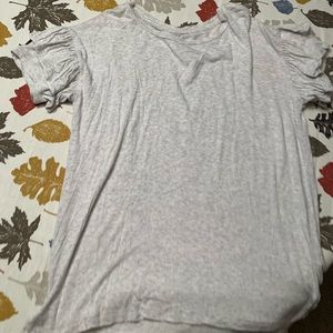 Short sleeve gray Aerie T-shirt